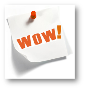 50 Ways to WOW, creating WOW leadership and customer service