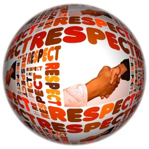 Respect_globe